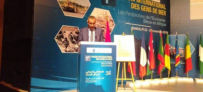 Photo of الداخلة.. انطلاق أعمال الدورة الأولى للملتقى الدولي لرجال البحر