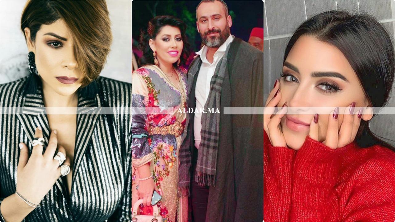 """صورة صونيا النكادي توضح لـ""""الدار"""" حقيقة قبلة الحديوي وجمالي"""