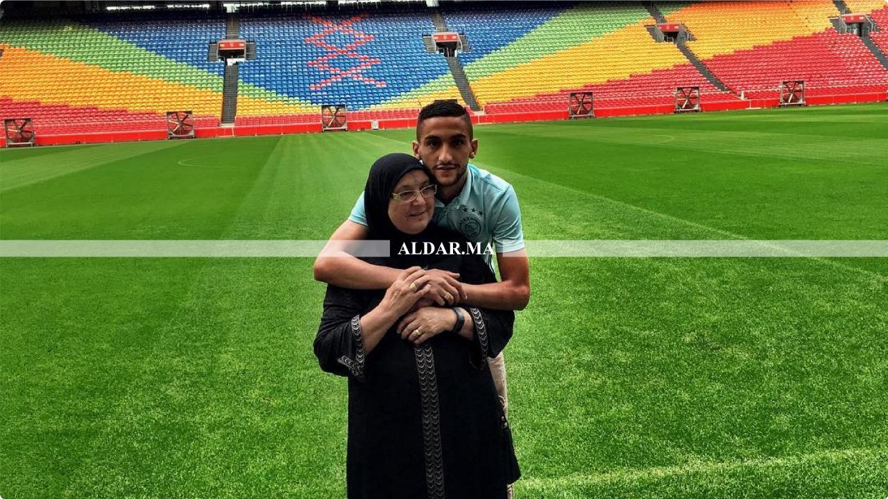 صورة هل تبرّع زياش بـ200 ألف أورو لمرضى السرطان في المغرب؟