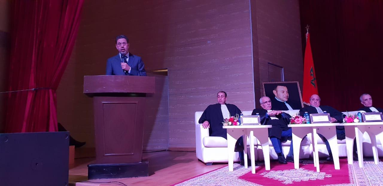 صورة عبد النباوي: المحامي شريكا للقاضي في ترسيخ العدالة والدفاع عن حقوق وقيم المساواة