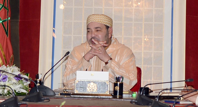 صورة الملك يستفسر العثماني بشأن برنامج تشغيل الشباب وتعثر المخطط الصناعي لجهة سوس
