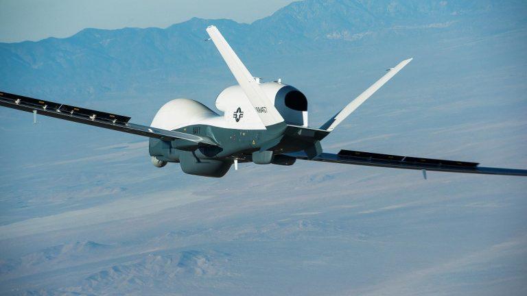 صورة واشنطن: إسقاط طائرة أمريكية مسيرة فوق اليمن