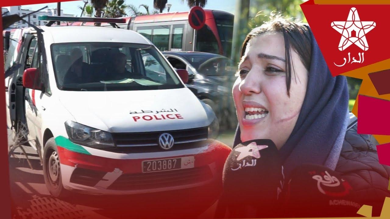 صورة داخل المحكمة.. تطورات جديدة في قضية سارة اللي شرملها طليقها بالدار البيضاء