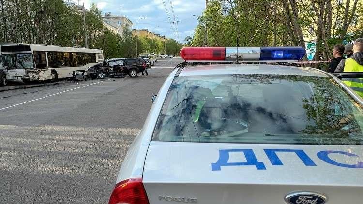 صورة روسيا: وفاة 15 ألف شخص جراء حوادث السير