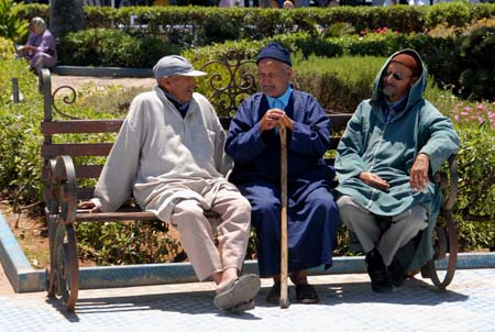Photo of التقاعد عن العمل.. توقف ضمني للحياة عند المغاربة