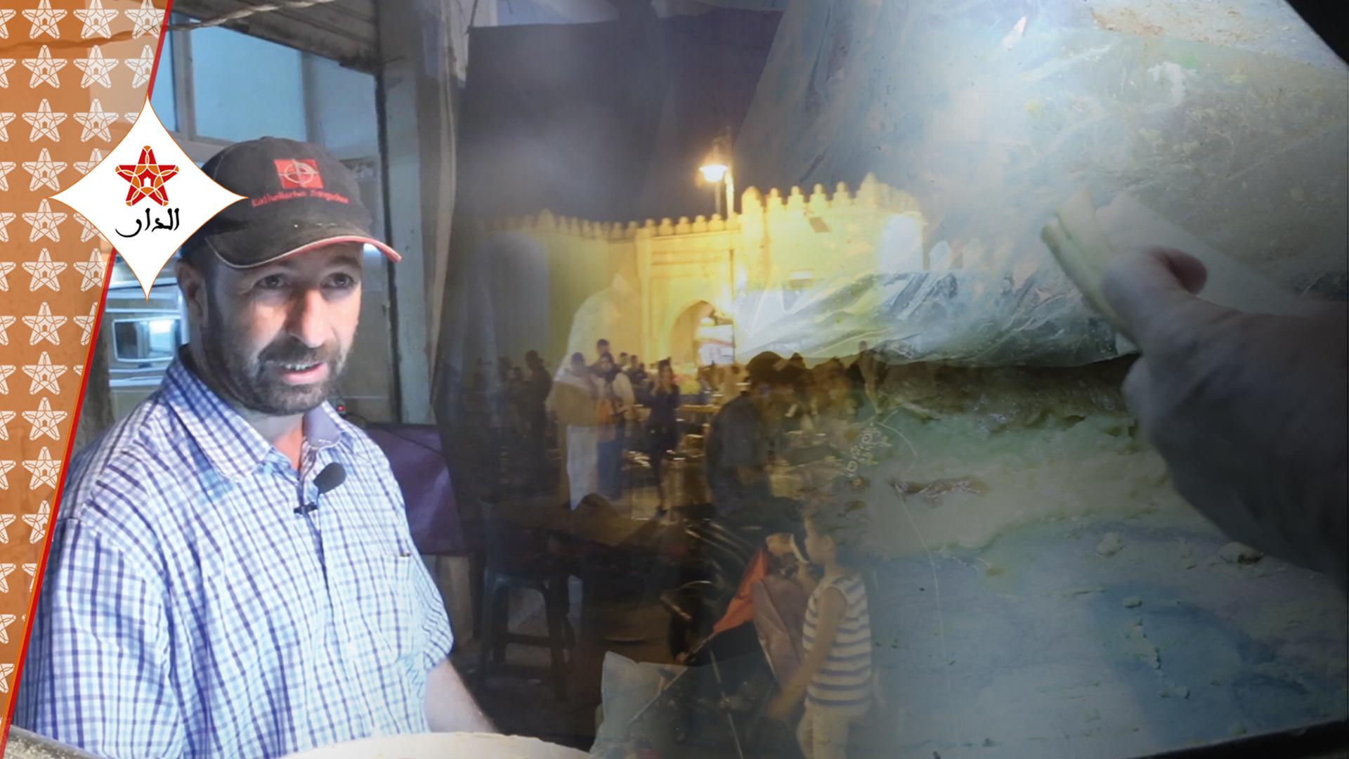 """Photo of حكاية """"كاران"""" بلسان بائع لهذه الأكلة الشعبية الشهيرة بوجدة"""
