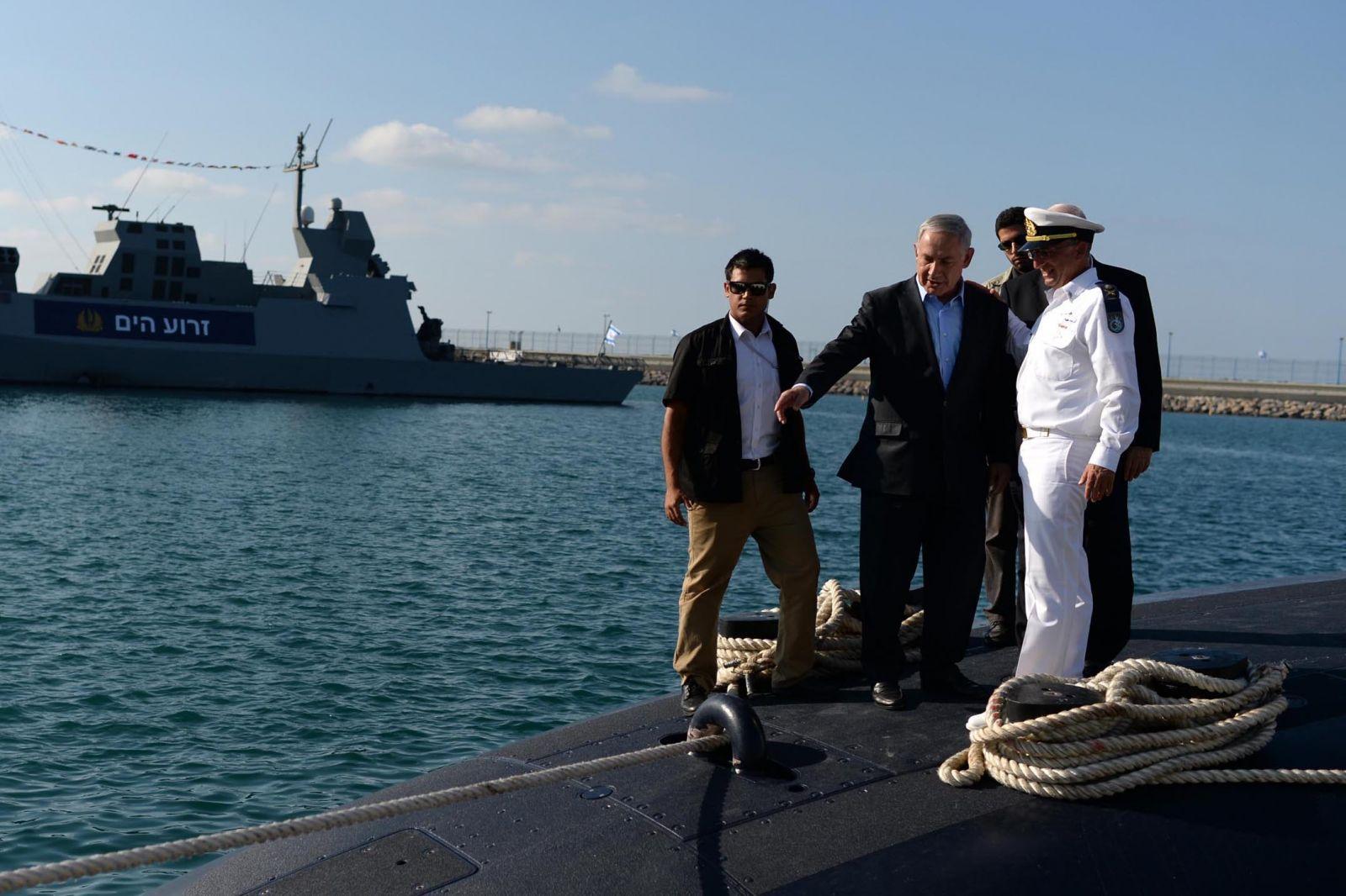 صورة إسرائيل تعترف بإغراق سفينة لاجئين لبنانيين