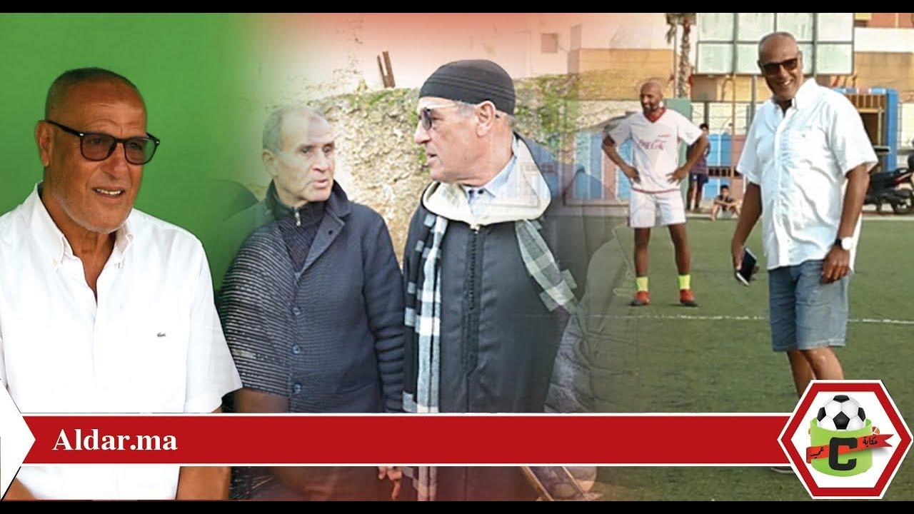 """Photo of عبد اللطيف لعلو: """"الأصدقاء الحقيقيون موجودون"""""""