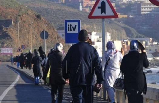 صورة ارتفاع نسبة الخادمات المغربيات في منازل بسبتة وهذه هي الأسباب
