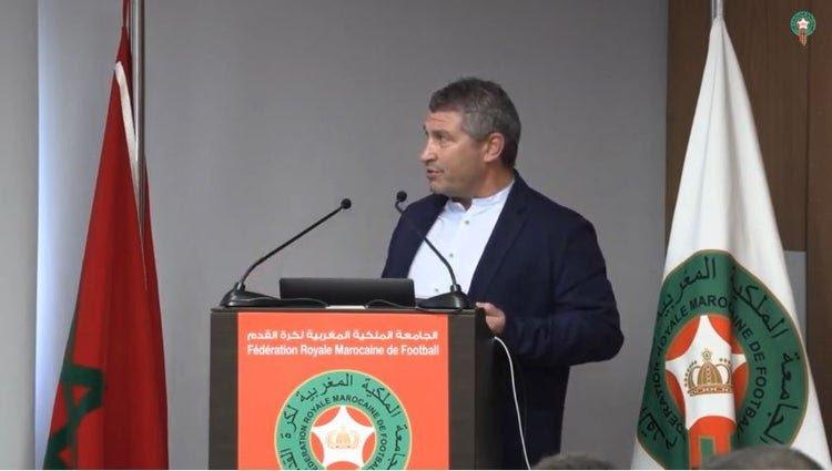 Photo of أوشن يستعرض برنامج عمله في الإدارة التقنية الوطنية