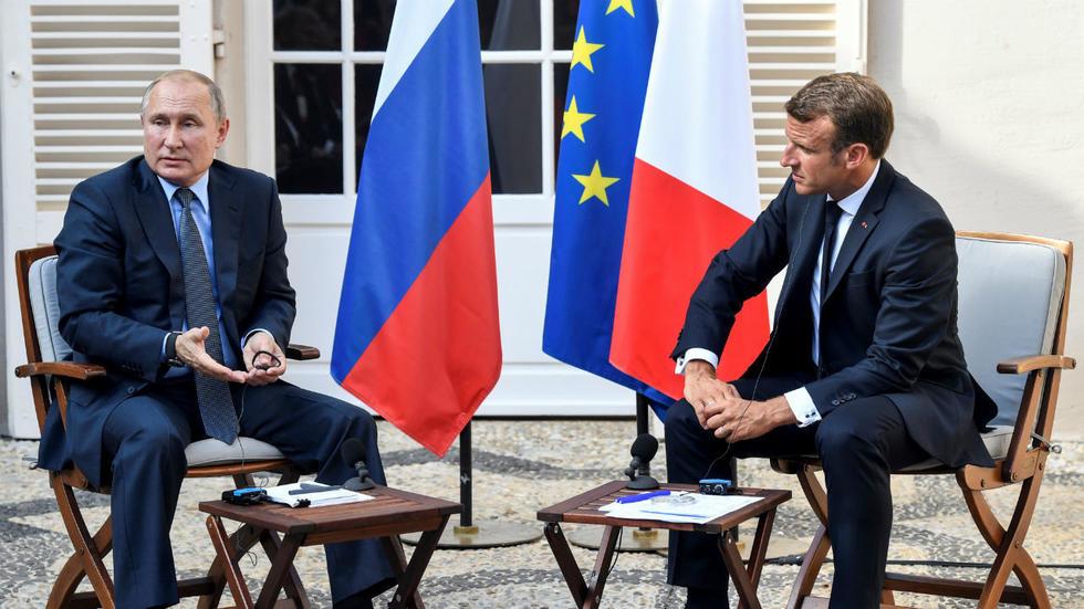 Photo of باريس: ماكرون يجمع بوتين وزيلينسكي في قمة حول السلام في أوكرانيا