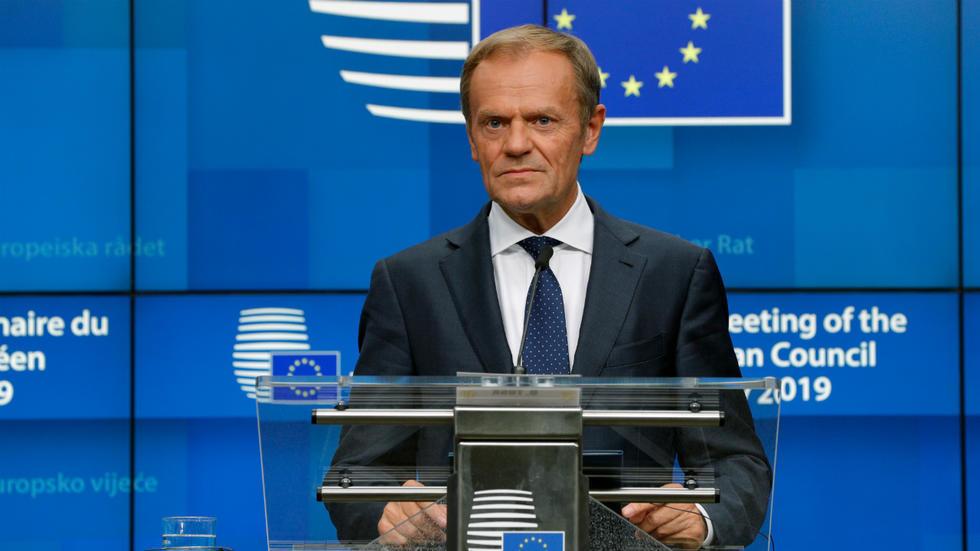 Photo of الاتحاد الأوروبي يوافق على تأجيل بريكسيت حتى 31 يناير 2020