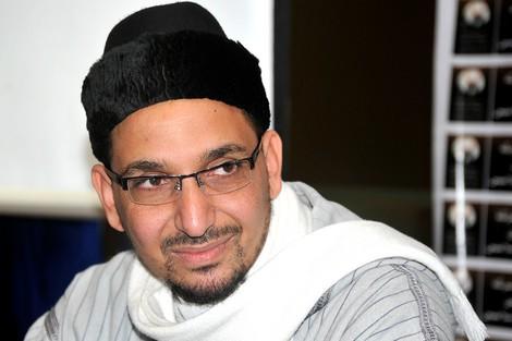 """Photo of المفكر الإسلامي""""أبو حفص"""" لموقع الدار: على المؤسسة الدينية أن لا تنفرد بالفتوى.."""