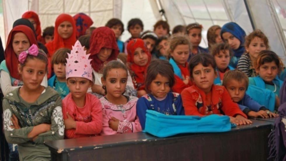 صورة أكثر من 16 مليون طفل في الشرق الأوسط وشمال أفريقيا يعانون من سوء التغذية