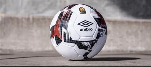 صورة الكاف يكشف عن الكرة الرسمية لأمم إفريقيا مصر 2019