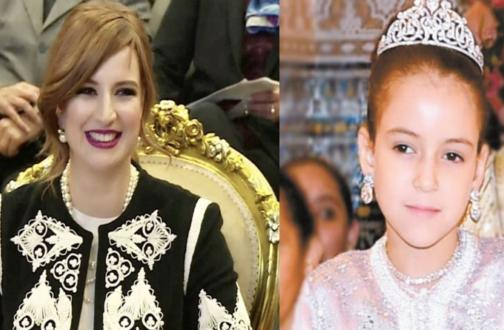 Photo of تفاصيل زيارة للا سلمى رفقة الأميرة للا خديجة لساحة جامع الفنا بمراكش