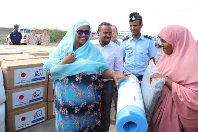 Photo of جيبوتي.. مساعدات إنسانية للأسر المتضررة جراء الأمطار الأخيرة