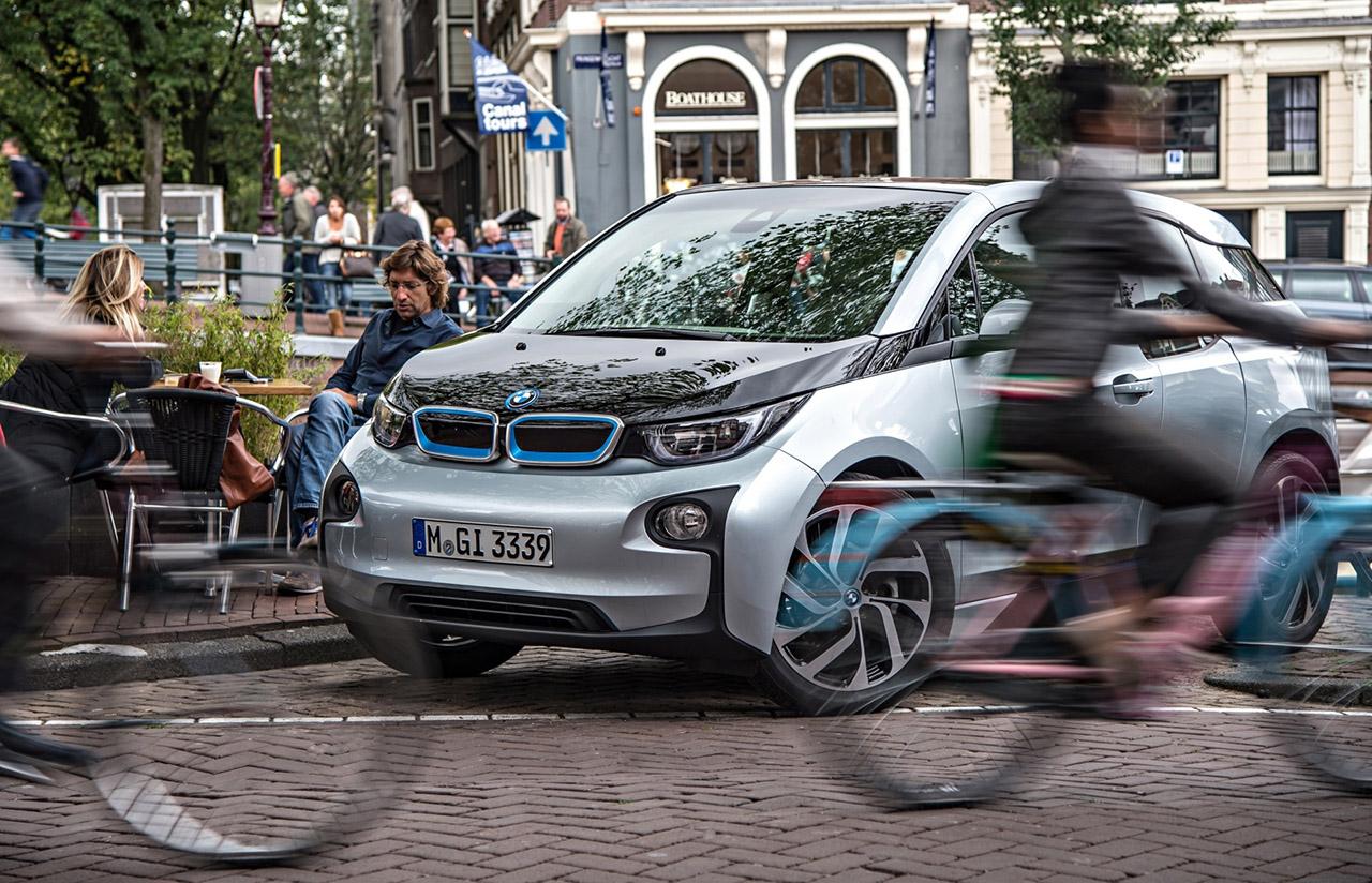 صورة السيارات الكهربائية لن تبقى صامتة بعد 2021