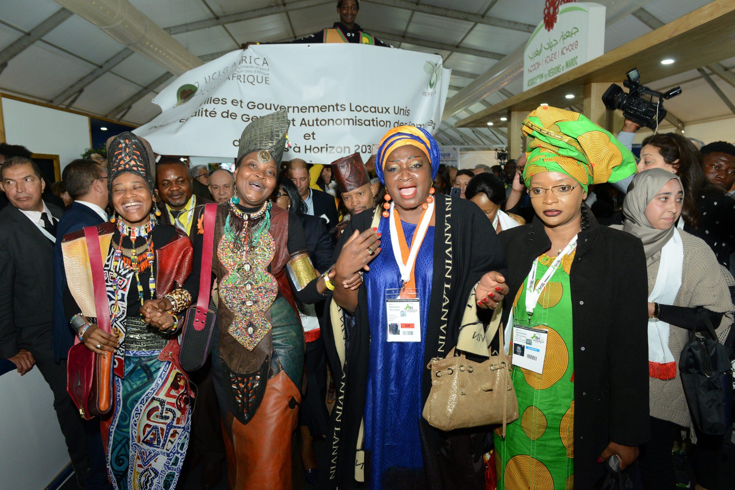 """صورة قمة أفريسيتي 2018: مراكش تتوفر على مؤهلات عاصمة """"الثقافة الإفريقية"""""""