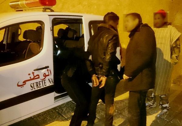 Photo of أمن العيون يوقف جانحين متورطين في جريمة قتل بالسلاح الأبيض