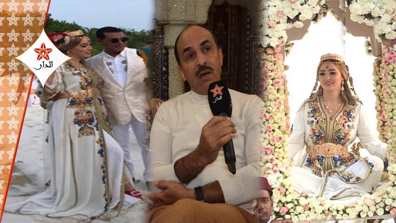 """صورة حصري لـ """"الدار""""..الحاج عبد المغيت يتحدث عن التكلفة المادية لإحيائه العرس الأسطوري بالمالديف وتفاصيله"""