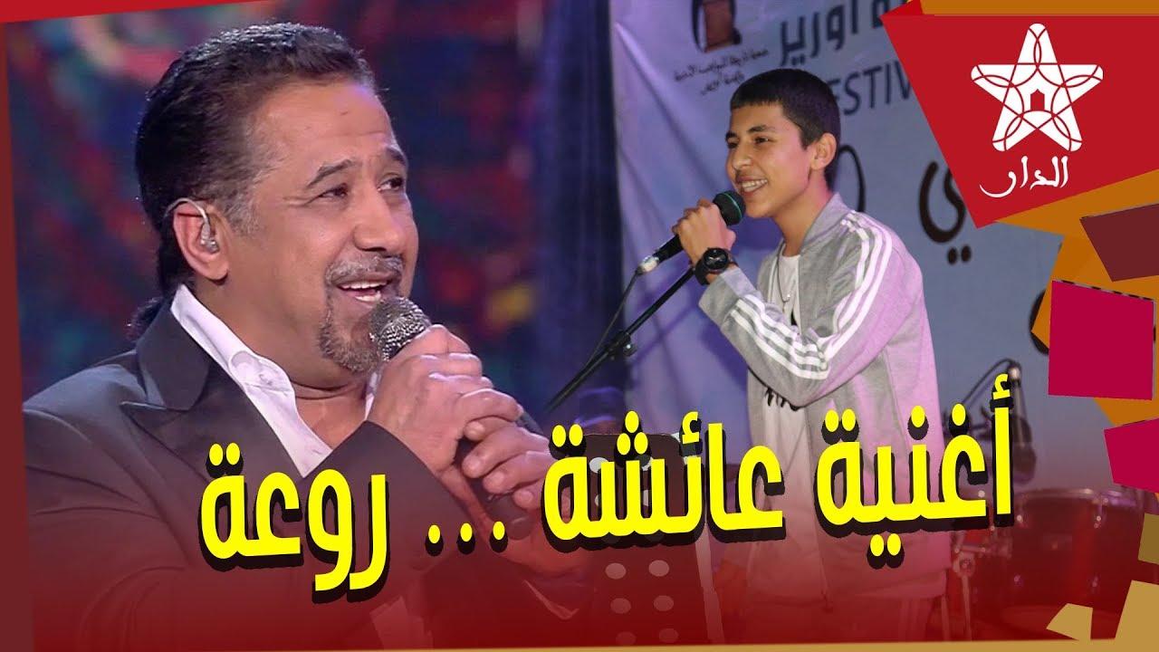 Photo of شاب من أكادير  يبهر الجمهور الحاضر.. بعد غنائه أغنية الشاب خالد