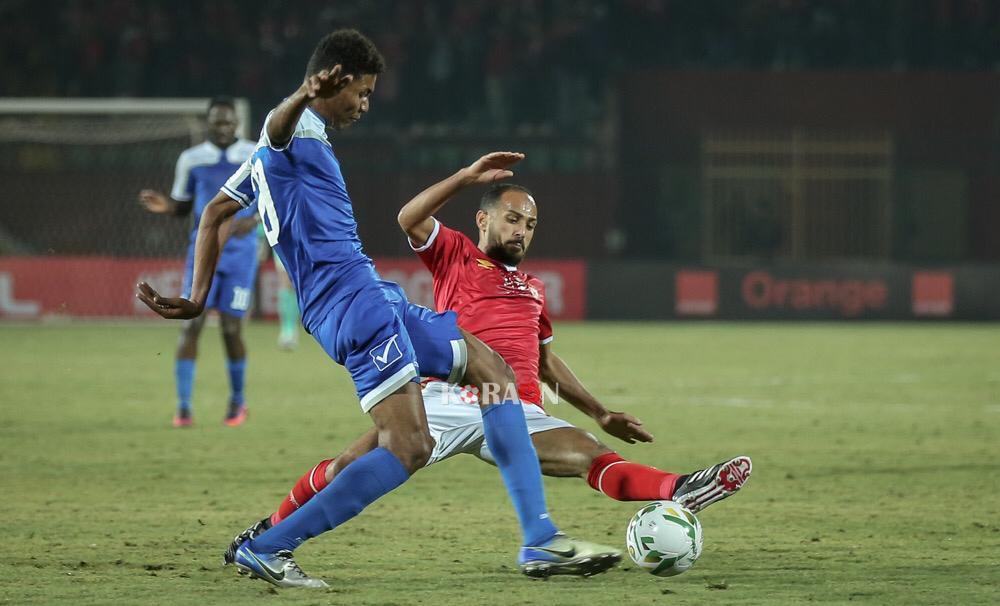 دوري أبطال إفريقيا الأهلي المصري يفوز على الهلال السوداني ب2 1