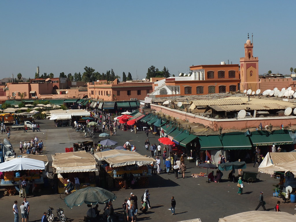 Photo of مراكش تكرس مكانتها كثان أكبر وجهة للسياح البريطانيين خارج أوربا