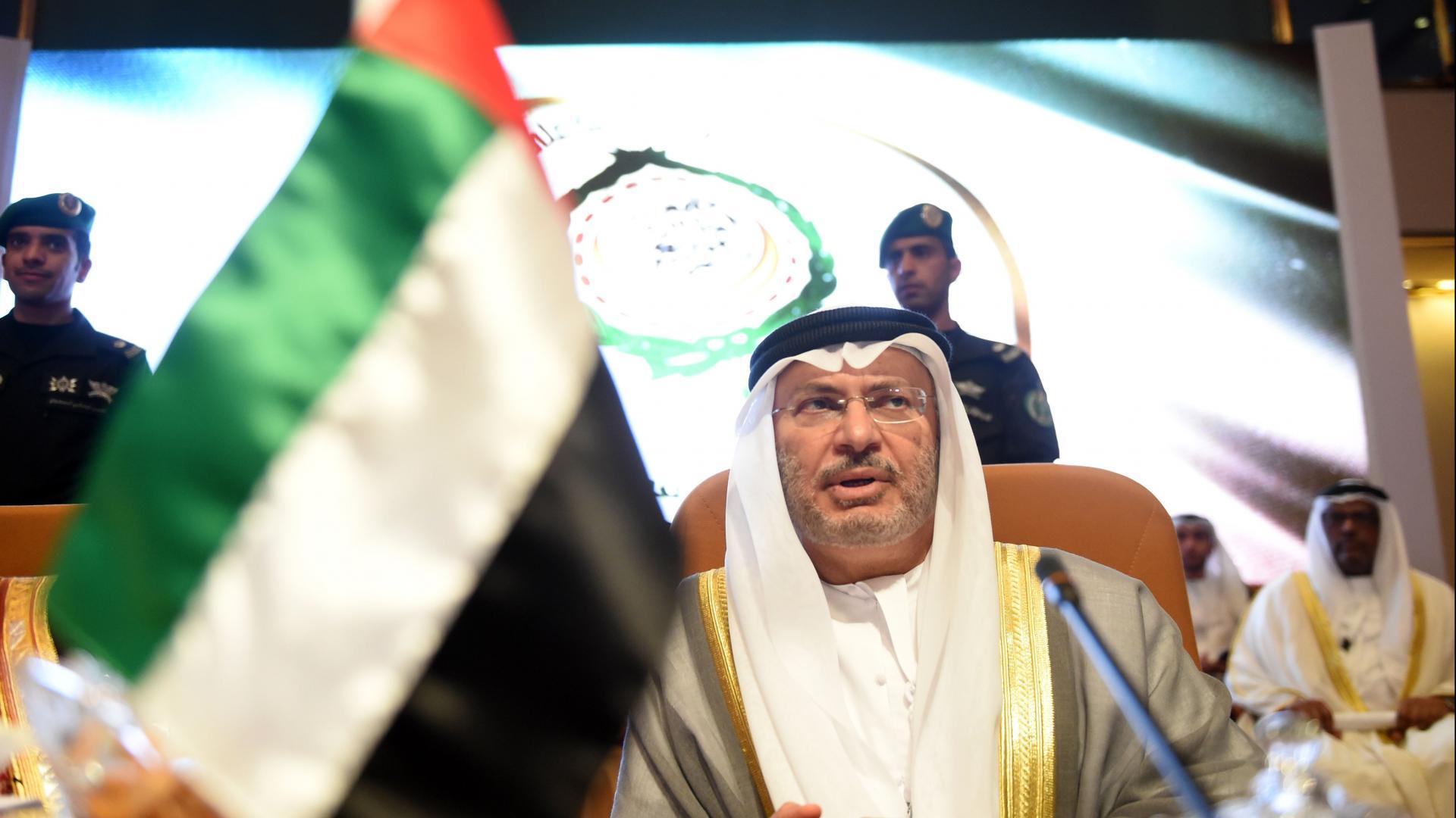 """Photo of الإمارات: الدول العربية تدعم """"انتقالا منظما"""" في السودان"""