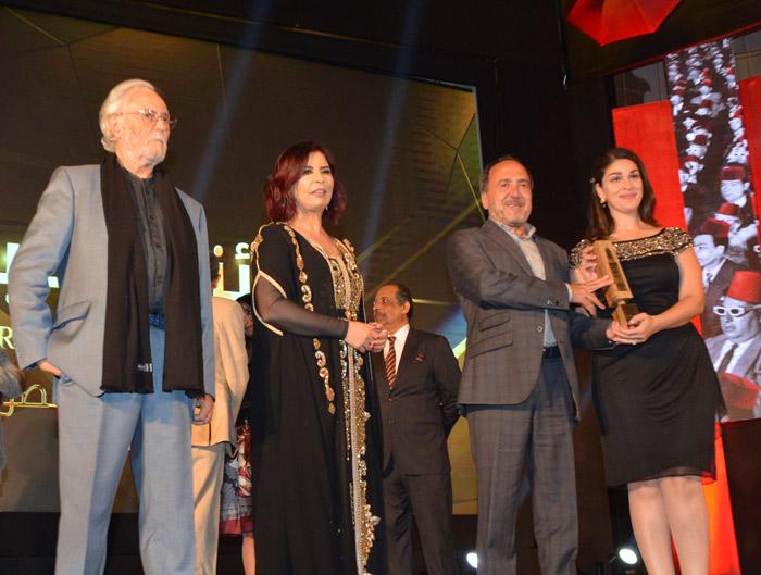 Photo of يارا يتوج بالجائزة الكبرى لمهرجان الدار البيضاء للفيلم العربي