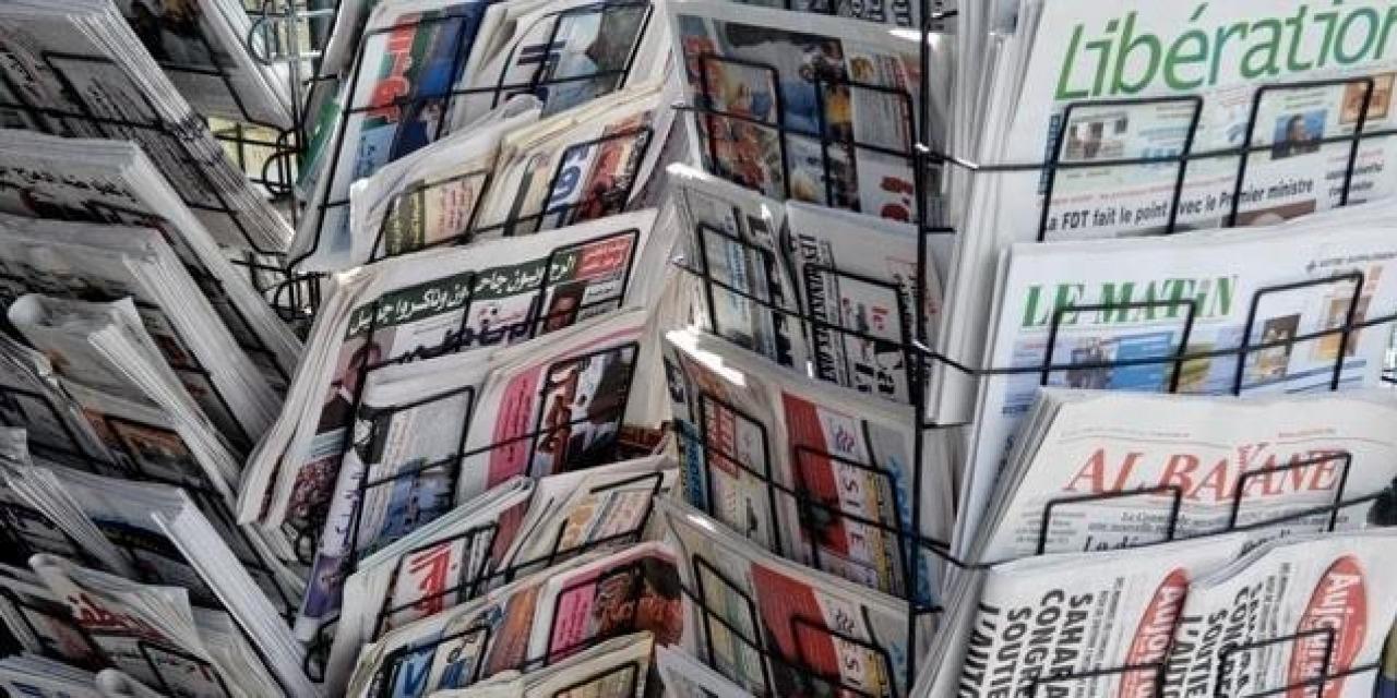 صورة الصحف: النصب على بنوك وتعثر 11 مشروعا ملكيا بأكادير