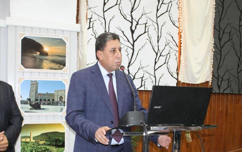 صورة البيجيدي يطعن في تمديد الداخلية توقيف مجلس جهة كلميم
