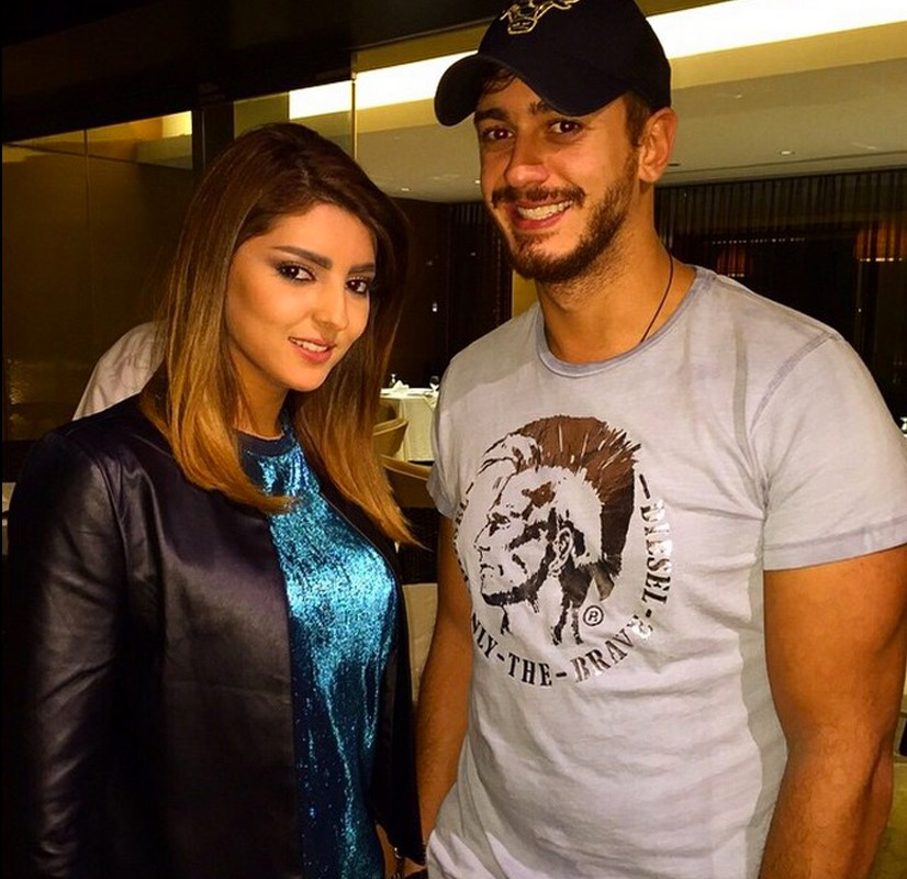 صورة أزمة بين سعد لمجرد ومريم سعيد.. ما السبب؟