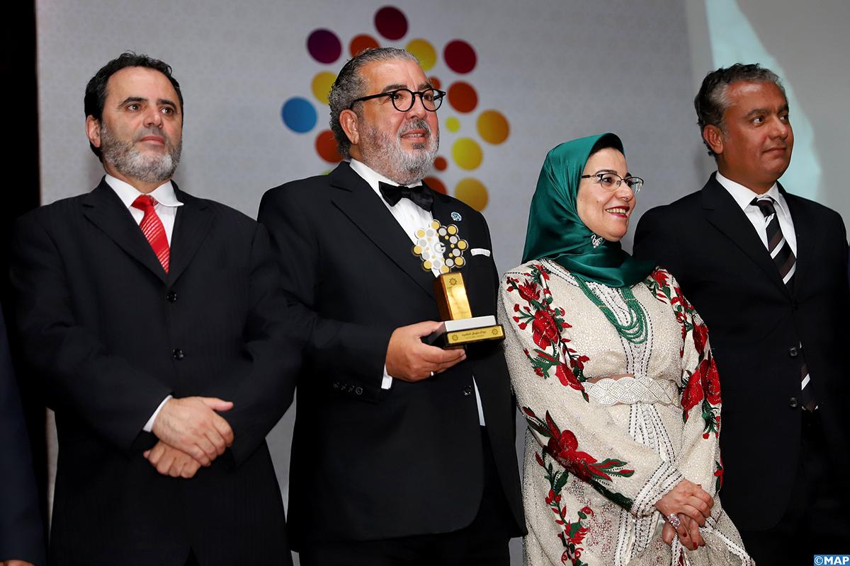 """صورة جوائز """"G2T GLOBAL AWARDS"""".. وكالة بيت مال القدس الشريف تتوج بجائزة العمل الاجتماعي"""