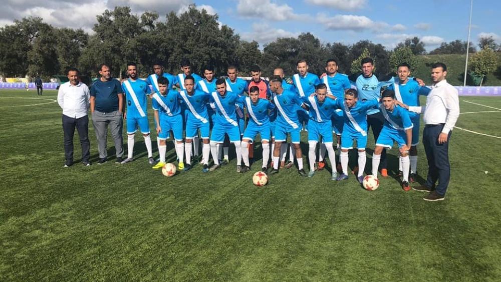 Photo of فريق الجيش الملكي يدخل تاريخ كرة القدم المغربية بإمطار نادي المنار بثلاثين هدفا