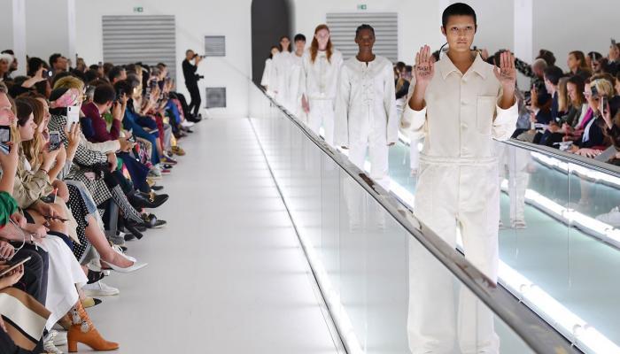 صورة عارضة Gucci تنتقد دار الأزياء: الصحة النفسية ليست موضة