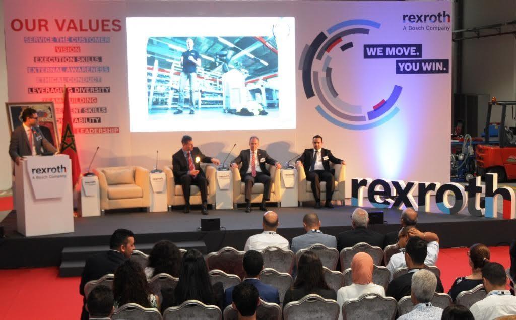 صورة أكبر الشركات العالمية في تقنيات القيادة والتحكم تفتتح فرعها بالمغرب