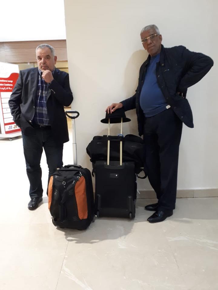 صورة خاص.. تفاصيل رحلة الرجاء للعودة بالأميرة الإفريقية