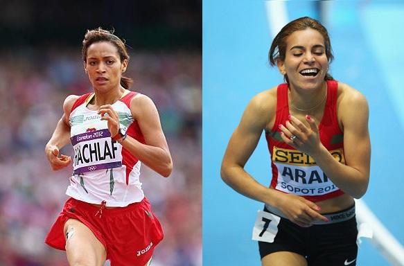 صورة بطولة العالم لألعاب القوى.. العرافي وحشلاف في نصف نهائي 800 متر