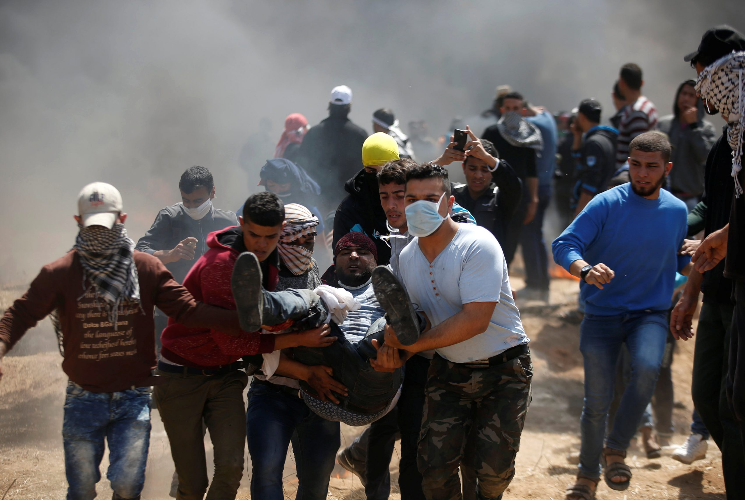 Photo of تقرير: مقتل 24 فلسطينيا وإصابة 232 آخرين خلال نونبر الماضي