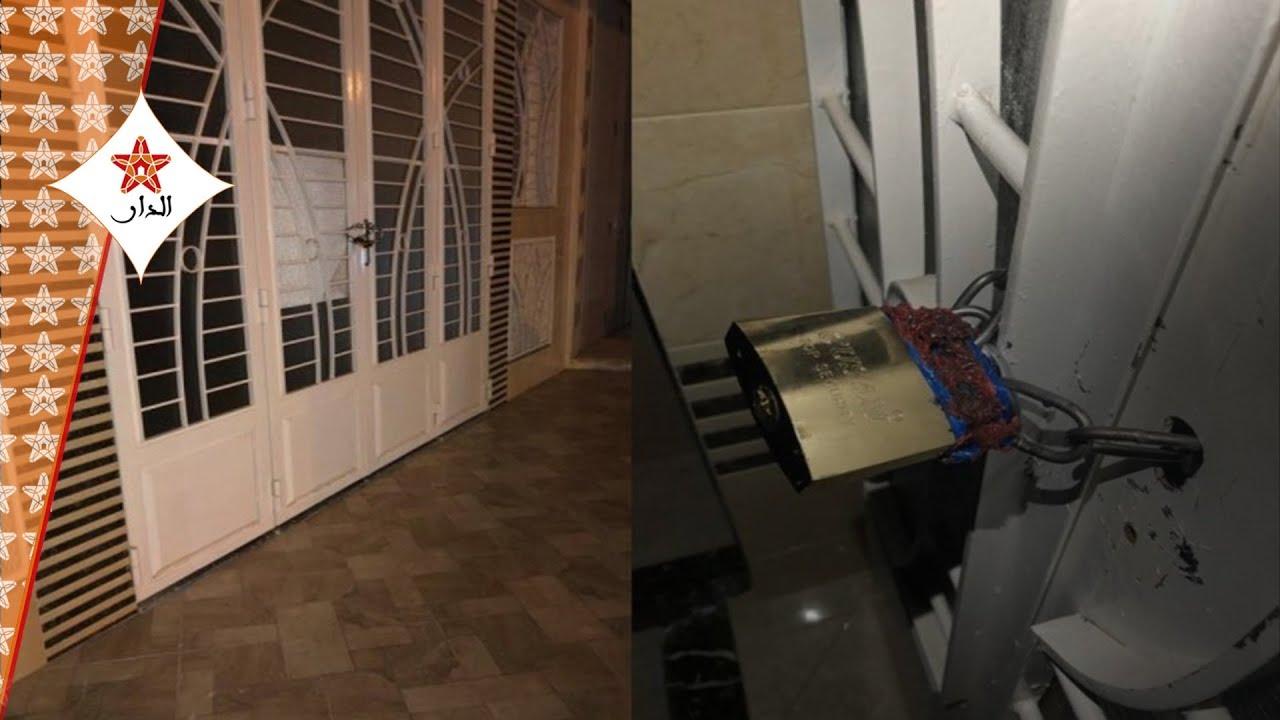 صورة محامي الحساني: نشر صور اقتحام وتشميع منزل الحساني هو فضح لحياته الخاصة
