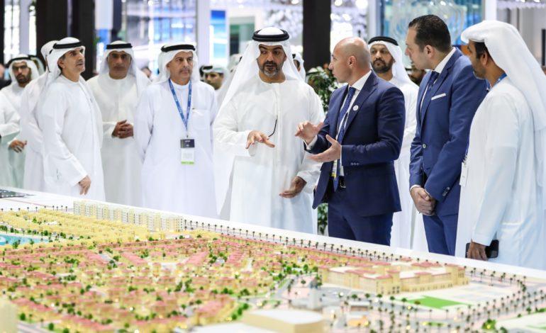 """Photo of إطلاق مركز دبي للابتكار العقاري خلال """"سيتي سكيب 2019"""""""