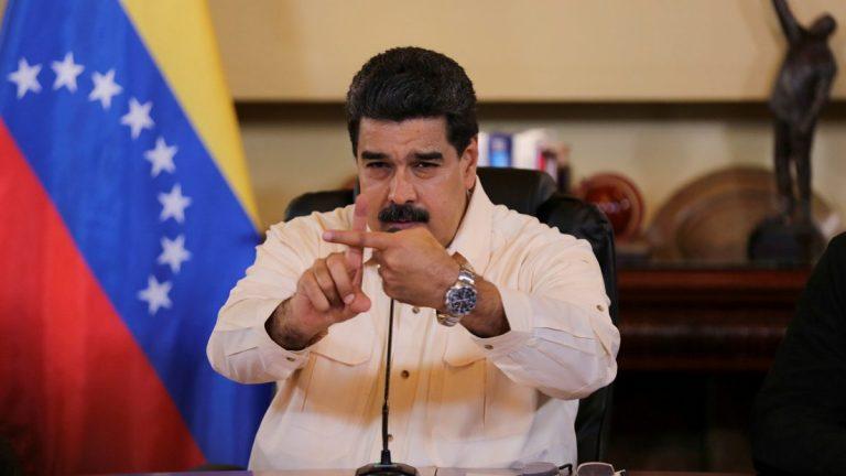 Photo of بولتون: مسؤولون فنزويليون اتصلوا بواشنطن لمناقشة رحيل مادورو