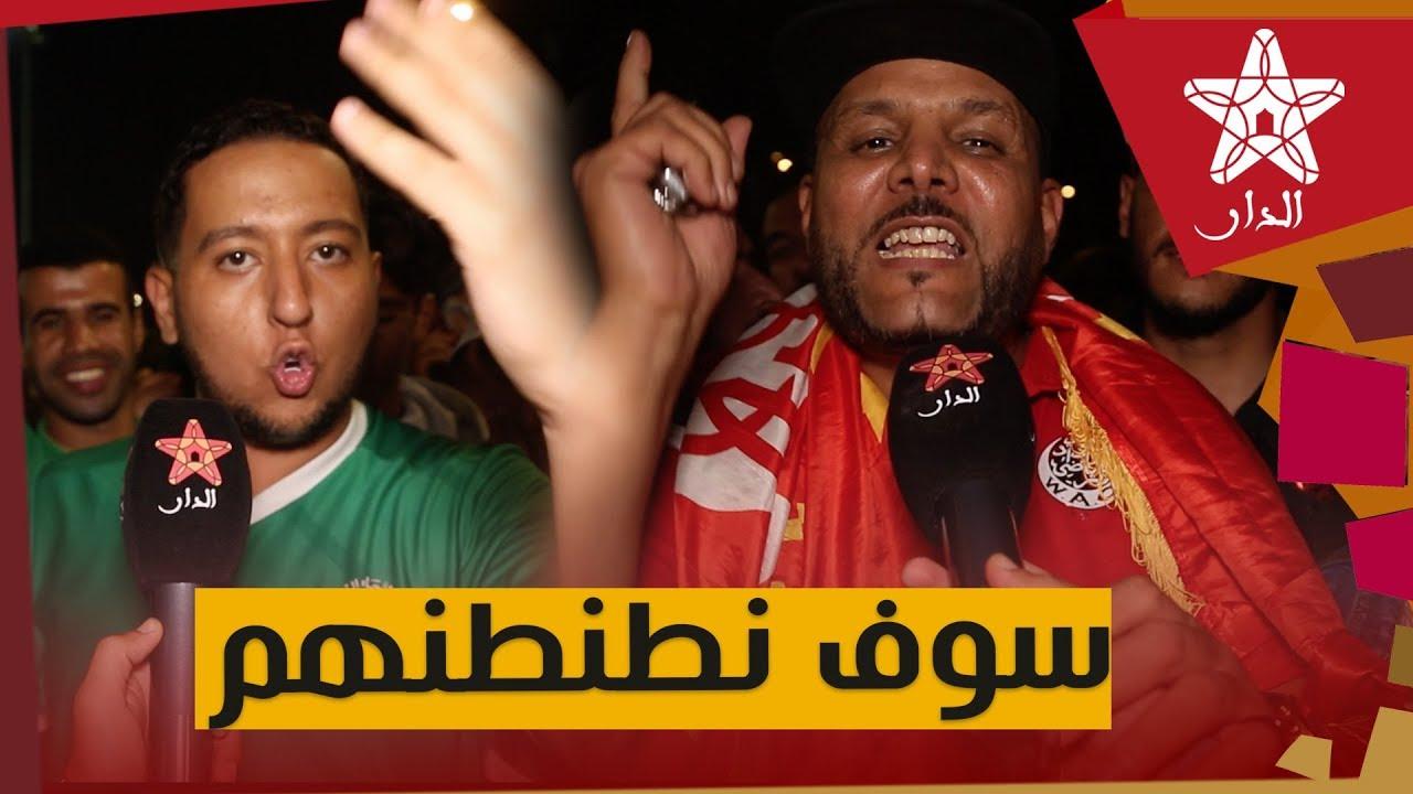 صورة الوداديون في تصريح طريف بعد التعادل أمام الرجاء : عودة المصابين في مباراة الإياب تضمن لنا الفوز