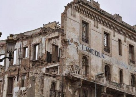 صورة تفاصيل اعادة ترميم فندق لينكولن أشهر فنادق البيضاء