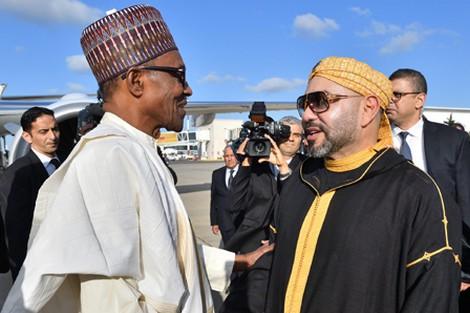 Photo of المغرب ونيجيريا عازمان على تسريع تنفيذ اتفاق أنبوب الغاز
