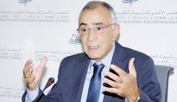 Photo of عزيمان: الإصلاح التربوي رهين بالتوفر على منظومة فعالة