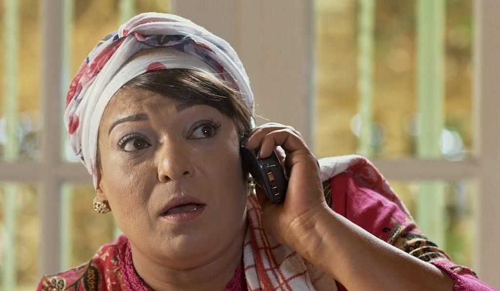 """صورة بشرى أهريش لـ'الدار"""": أنا ضد عمليات التجميل.. و""""همّي ولاد عمّي"""""""