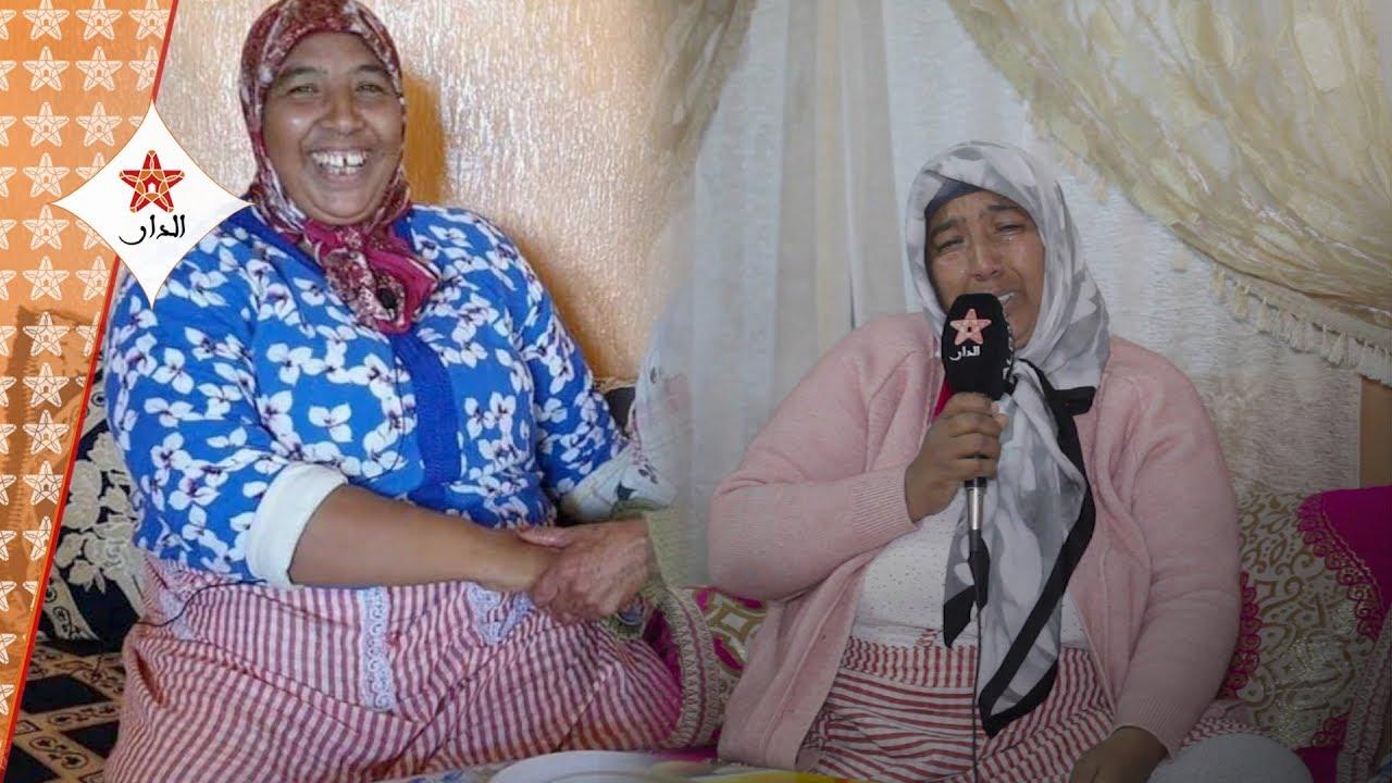 صورة بالدموع .. نعيمة تكشف بالتفاصيل قصتها وأرباحها من فيديوهات البادية