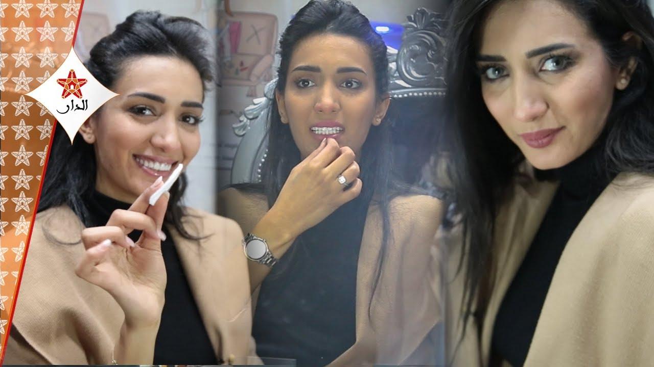 """صورة حصريا لـ""""الدار"""".. شروق الشلواطي تكشف عن عملية التجميل التي أجرتها وسر جمال إطلالتها"""